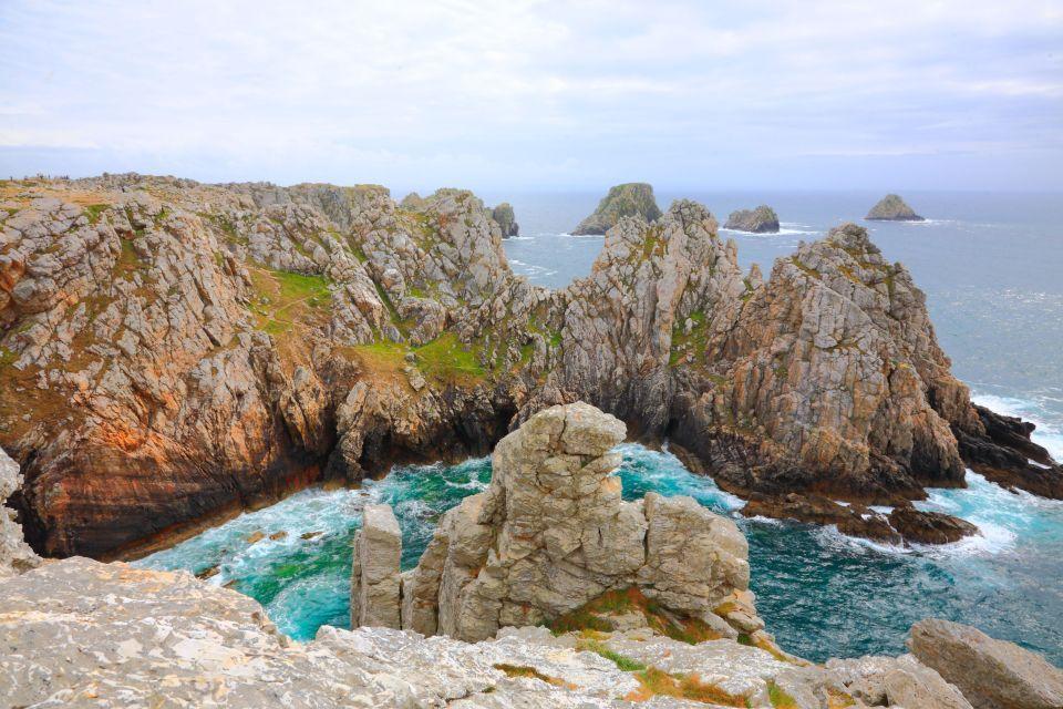Bretaña, leyendas celtas y ciudades hundidas
