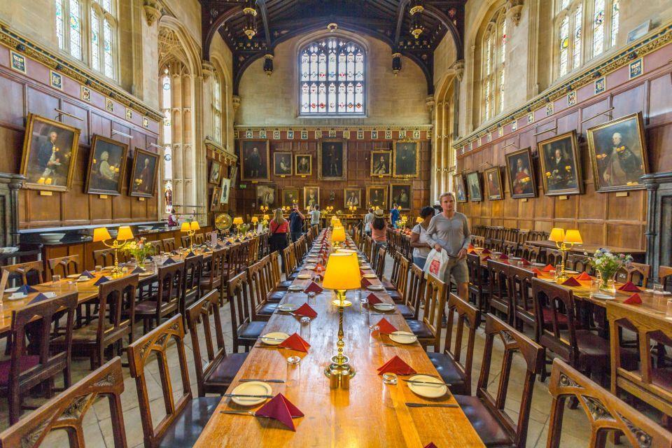 Oxford, Harry Potter en el país de las maravillas