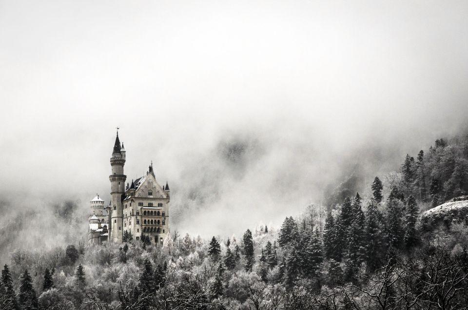 Neuschwanstein, un castillo de cuento de hadas