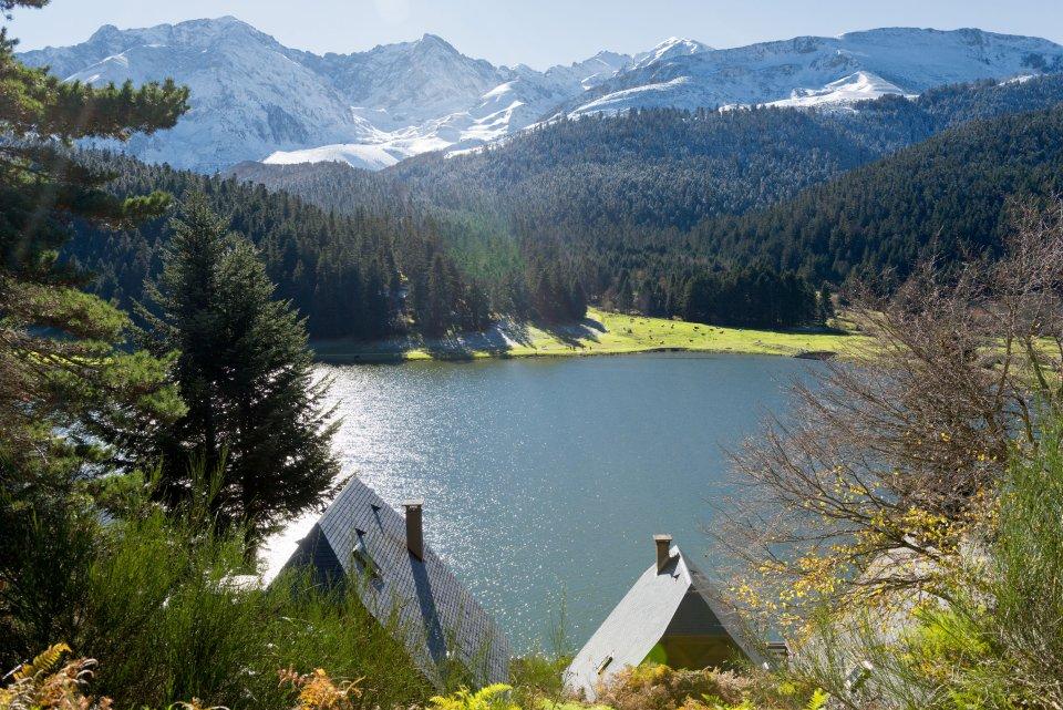 Lac de Payolle, Hautes-Pyrénées