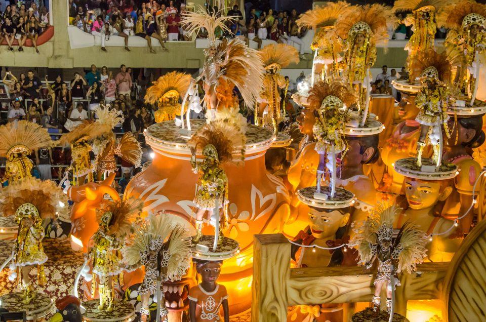 L'origine du carnaval