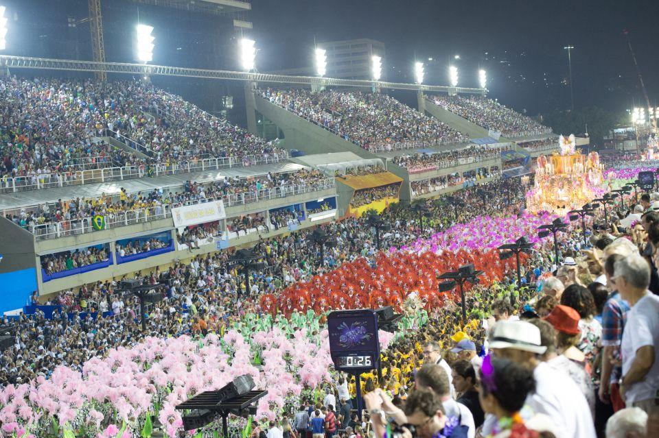 La musique du carnaval