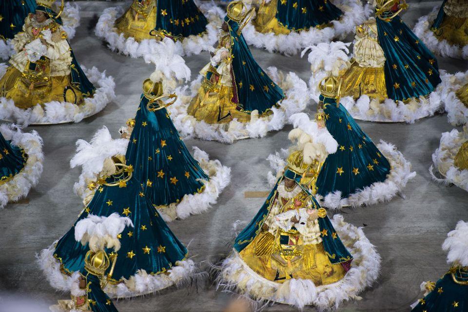 Les premiers carnavals à Rio