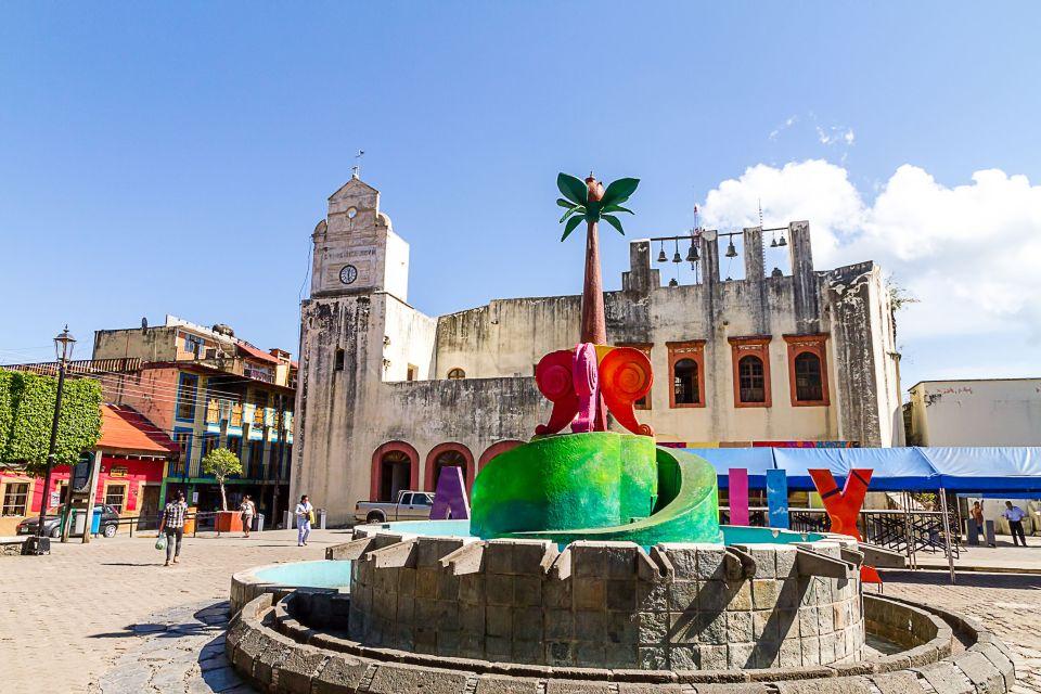 Xilita, une ville en hauteur