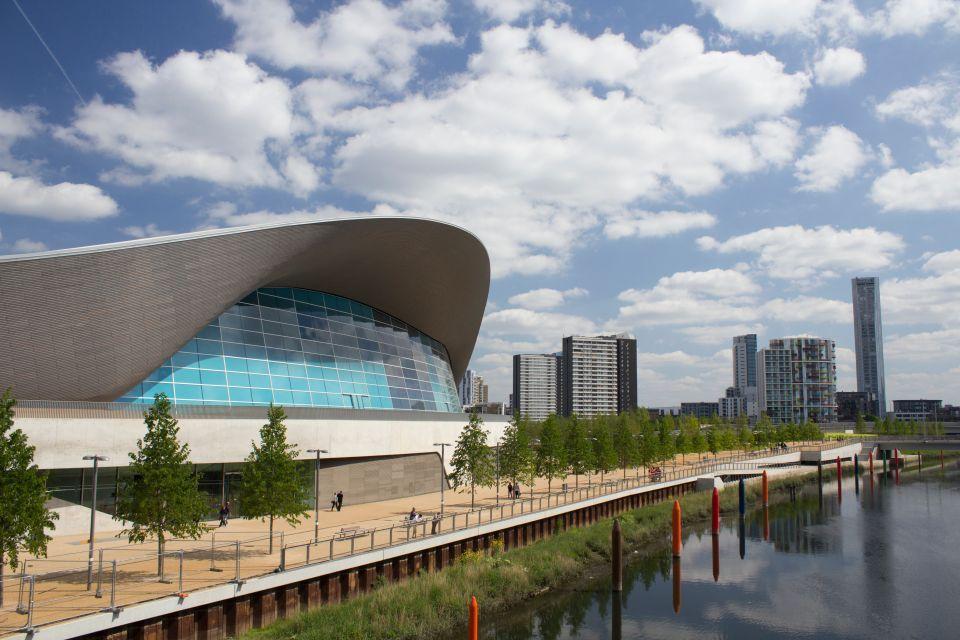 London Aquatics Center, Londres, Reino Unido