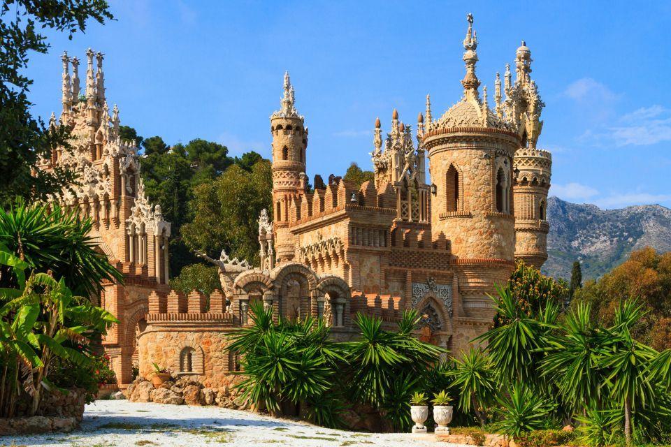 Castillo de Colomares, España