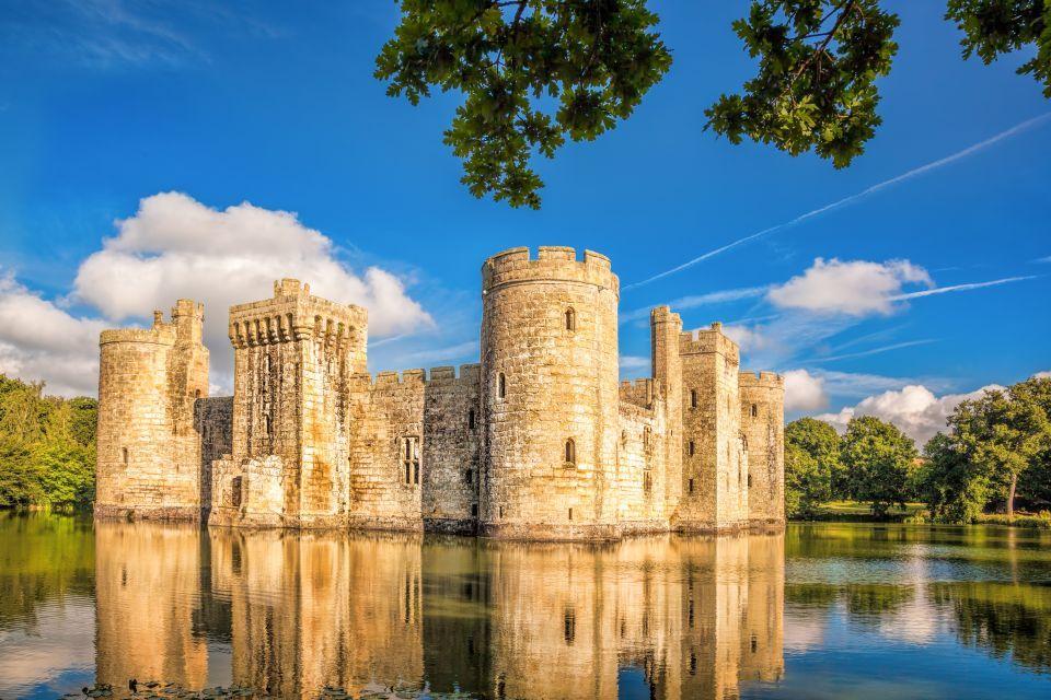 Castillo de Bodiam, Inglaterra