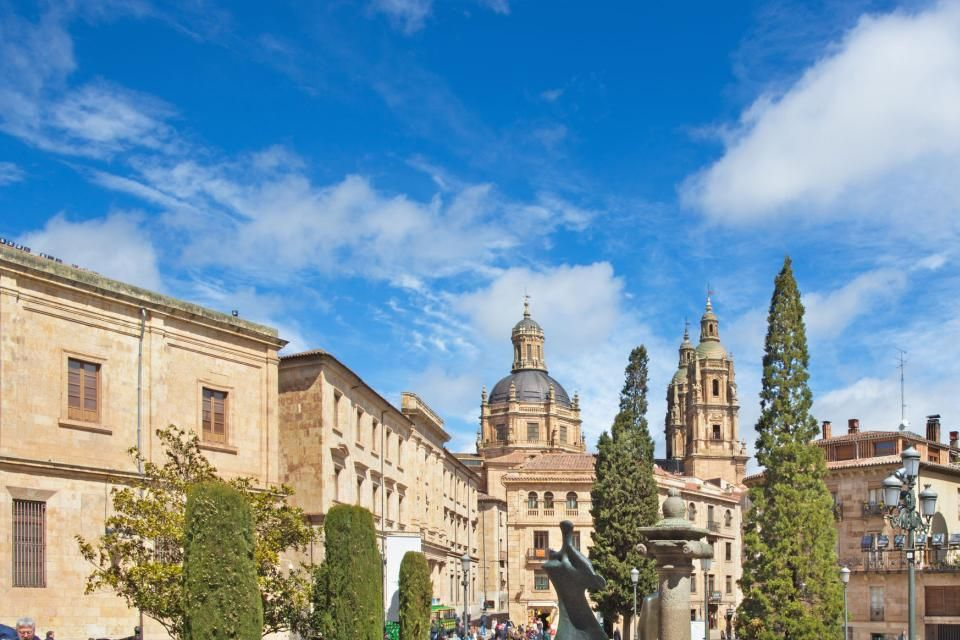 4) La Plaza de Anaya