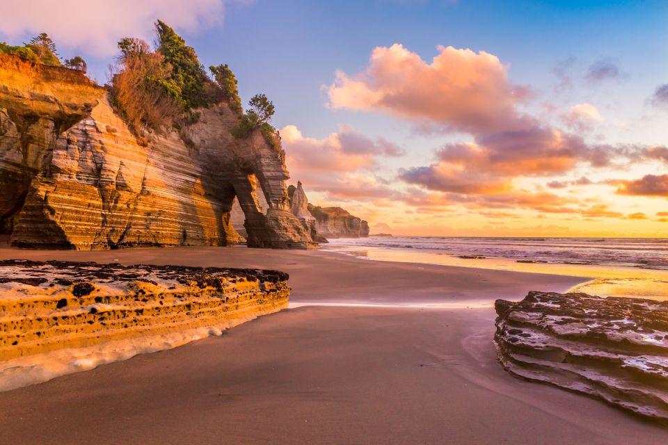 Tongaporutu, Nouvelle-Zélande