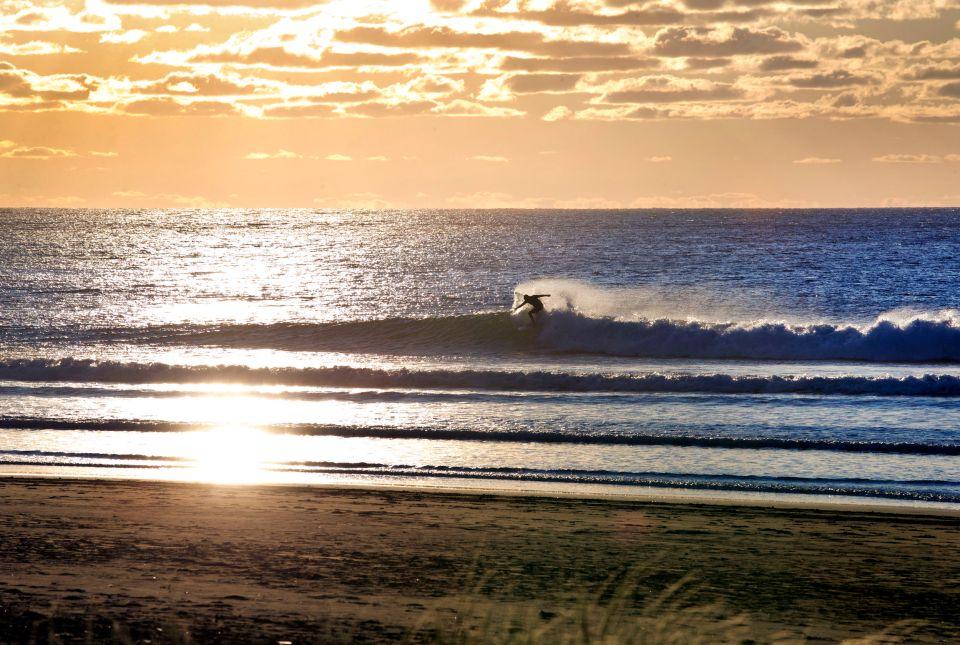 Oakura Beach, Nouvelle-Zélande