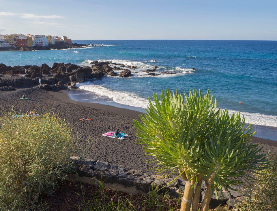 Playa Jardin, îles Canaries, Espagne