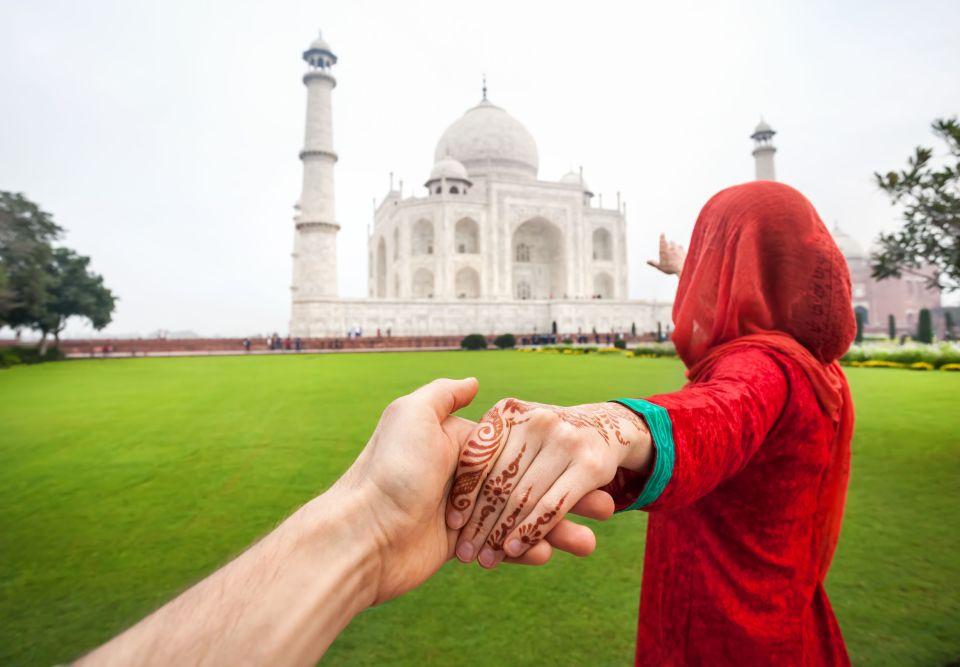 2-Le Taj Mahal, Inde