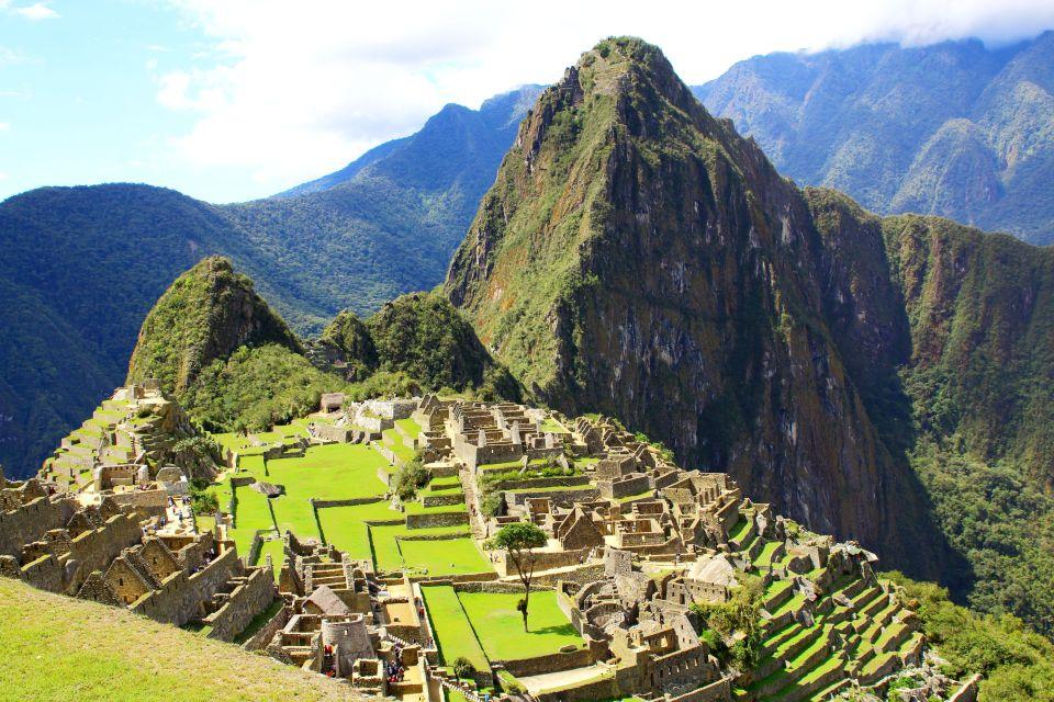 4-Machu Picchu, Pérou
