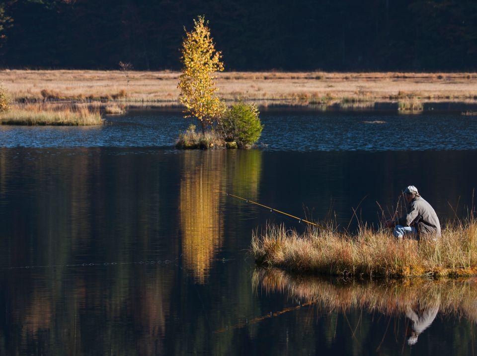 Le lac de Lispach