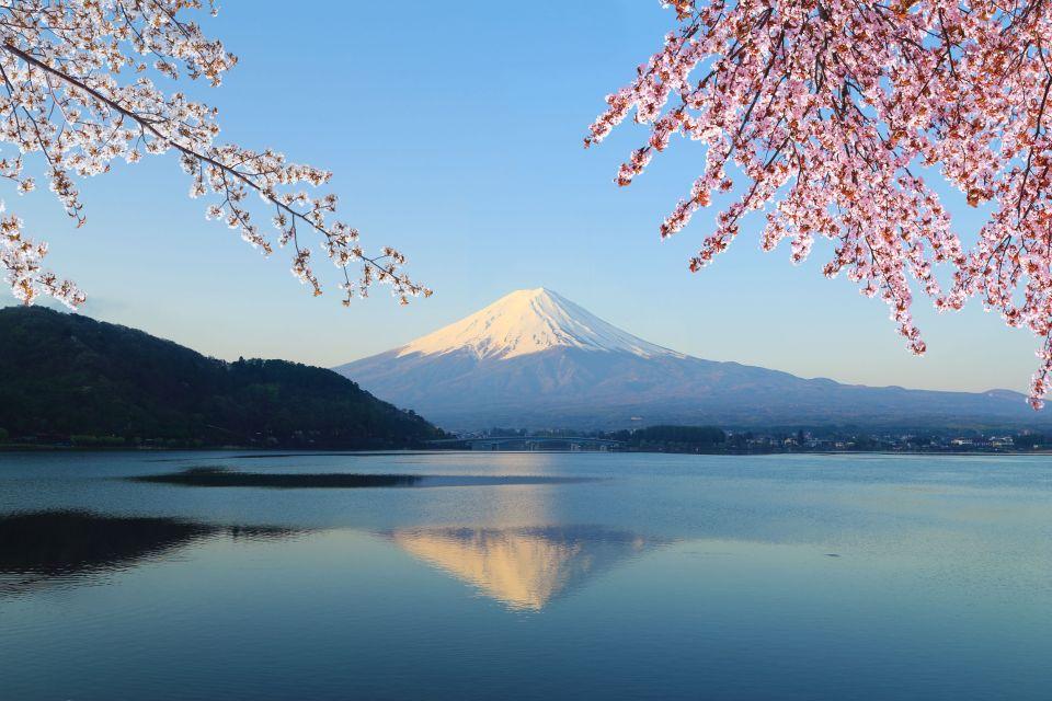 Le Mont Fuji : l'emblème du Japon