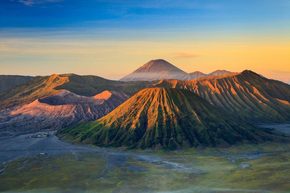 Le Mont Bromo : la perle de Java