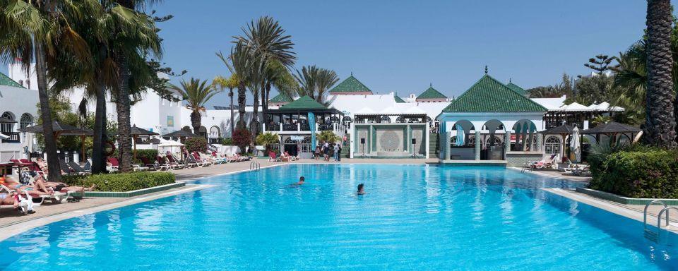 Le club Marmara les Jardins d'Agadir