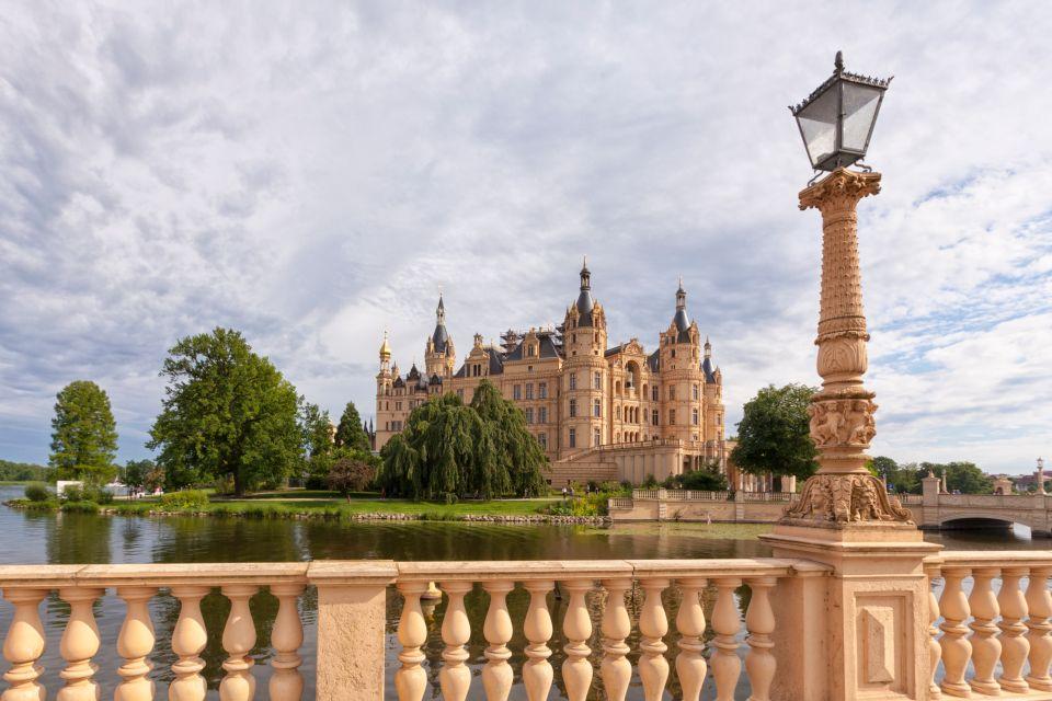Das Schloss Schwerin Mecklenburg-Vorpommern, Deutschland