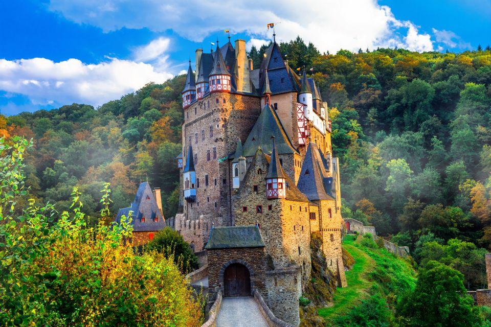 Die Burg Eltz Koblenz, Rheinland-Pfalz, Deutschland