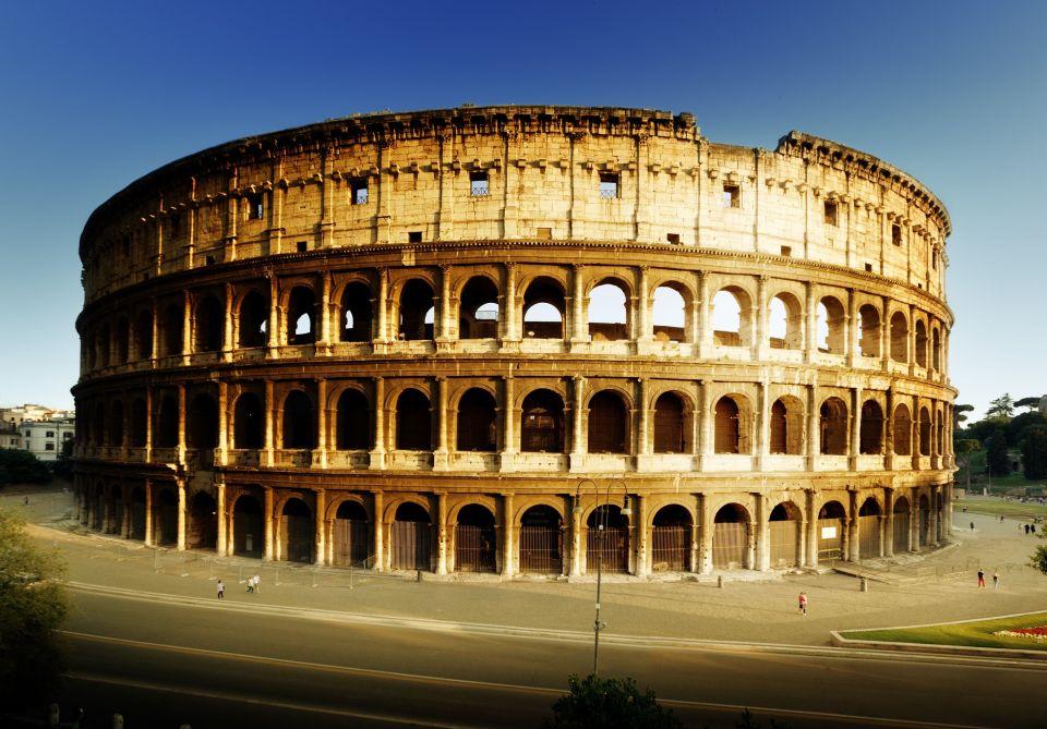 Il Colosseo simbolo di Roma