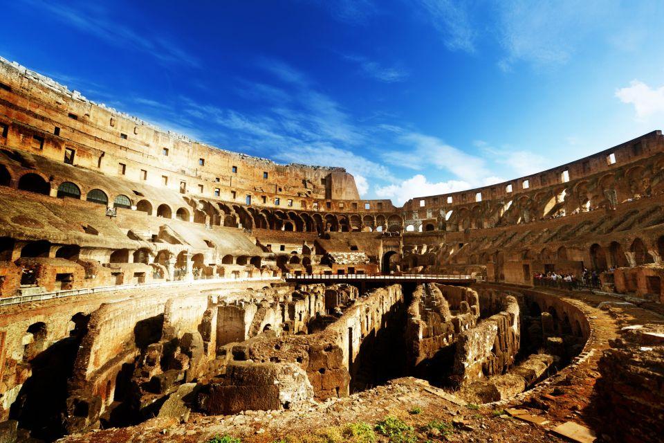 Il Colosseo e l'origine del suo nome