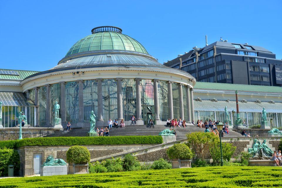 Brüssel Königliche Gewächshäuser