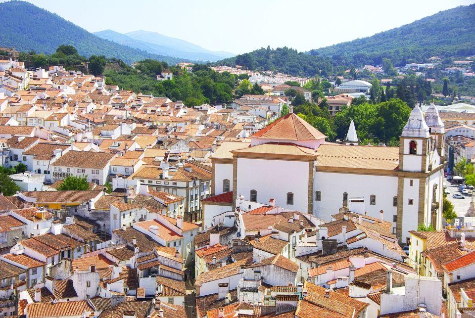 Pueblo de Castelo de Vide, al norte de la región de Alentejo