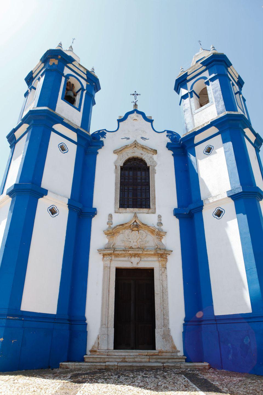El patrimonio religioso de la región es impresionante