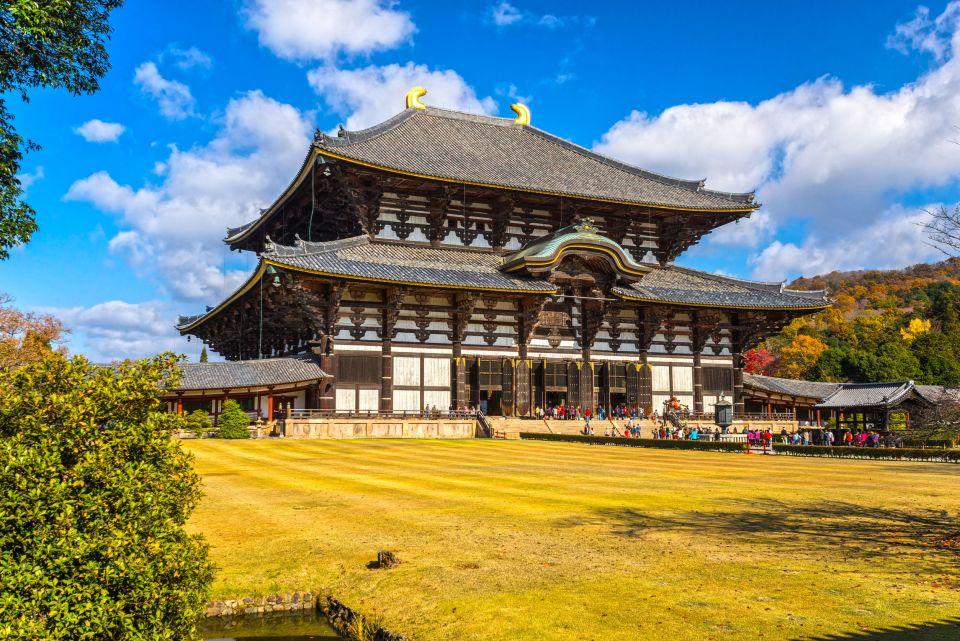 1-Todai-ji, Nara (Japón).