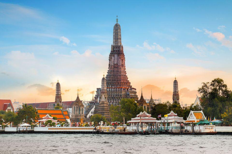 2-Wat Arun, Bangkok. (Tailandia).