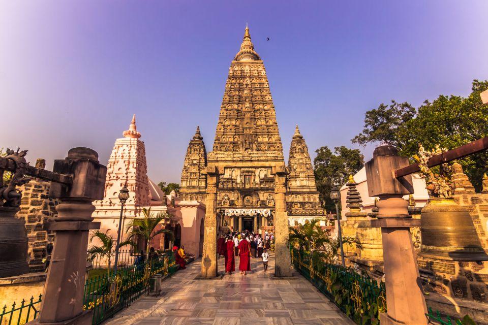 4-Mahabodhi, BodhGaya (India).