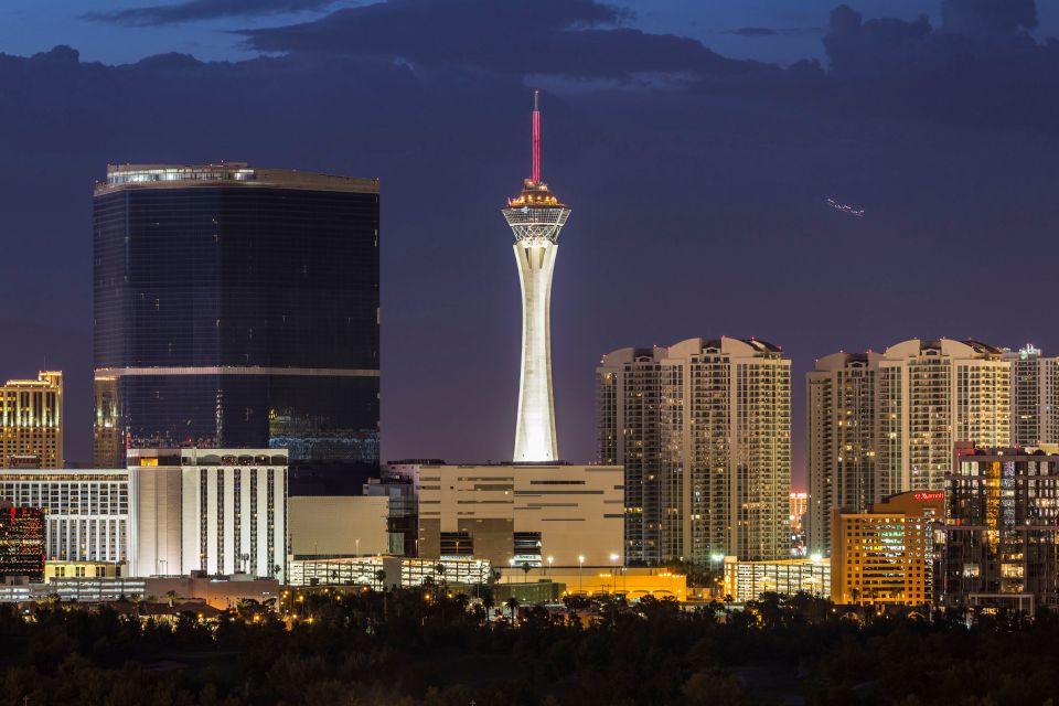 5-La Torre Stratosphere Las Vegas.