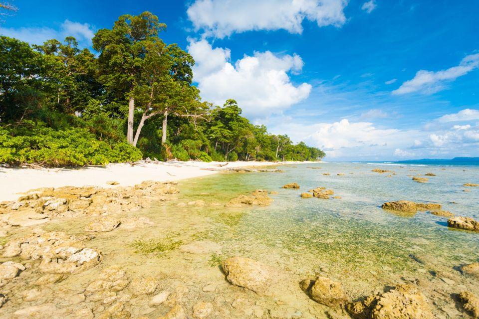 Le territoire des Jarawa est un paradis sur Terre