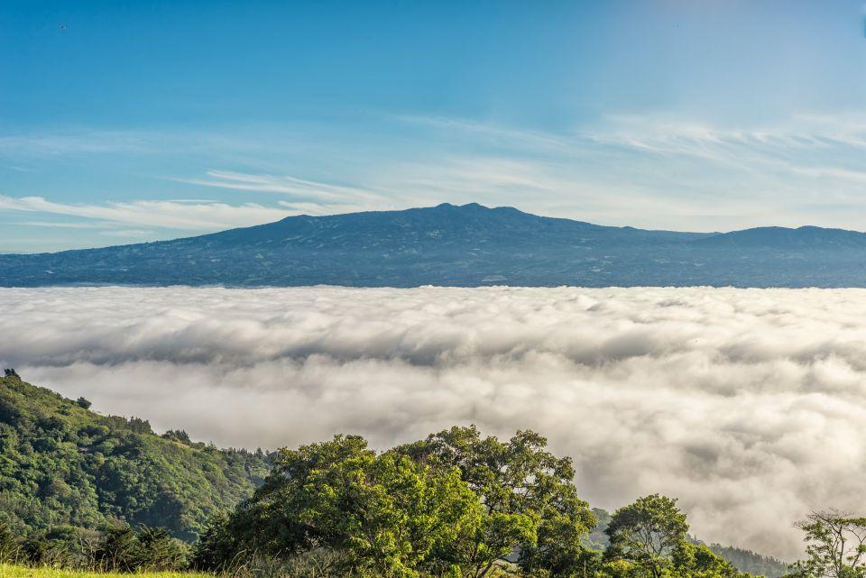 Le volcan Barva, une promesse pas tenue
