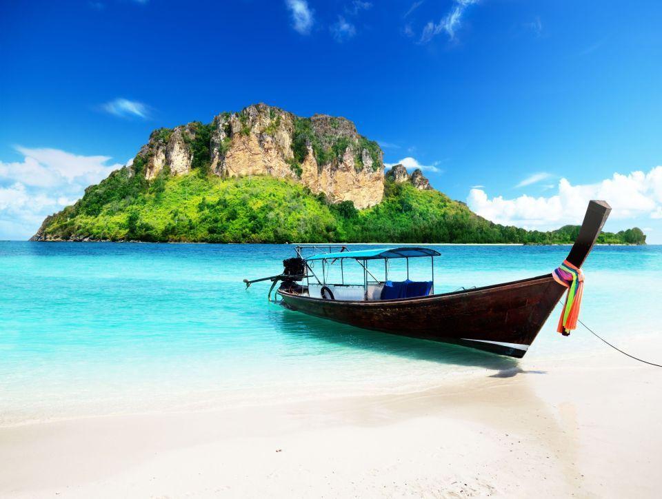 Enjoy dream-like beaches