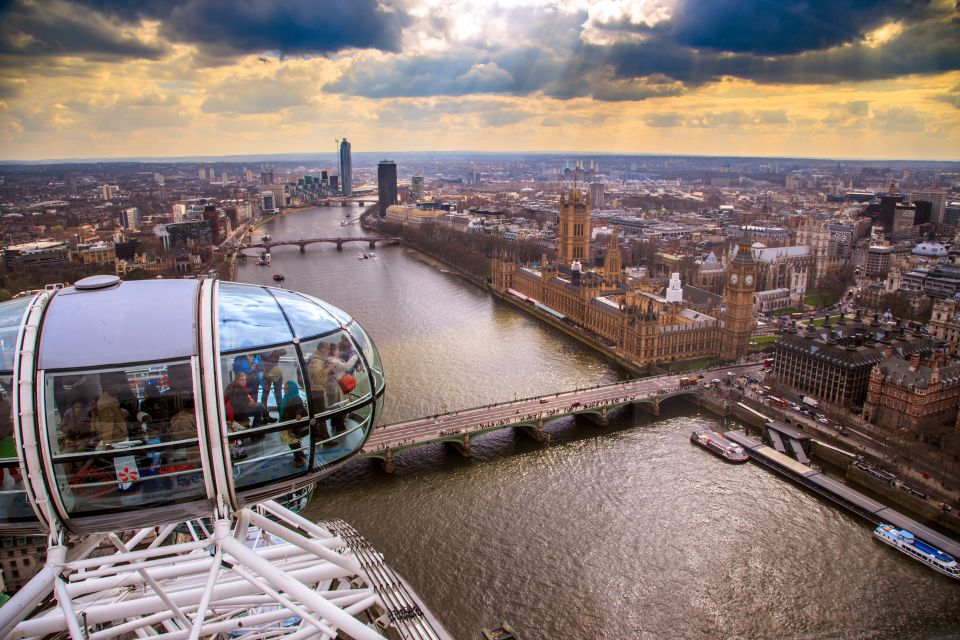 2. London Eye, Londres
