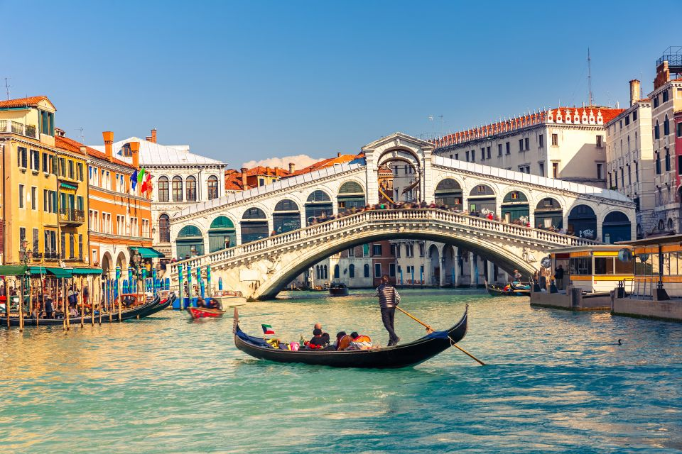 5. Venecia, Italia