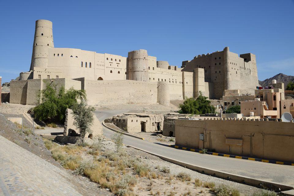 Le fort de Bahla
