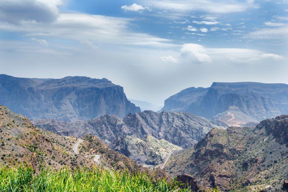 Le Jabal Akhdar