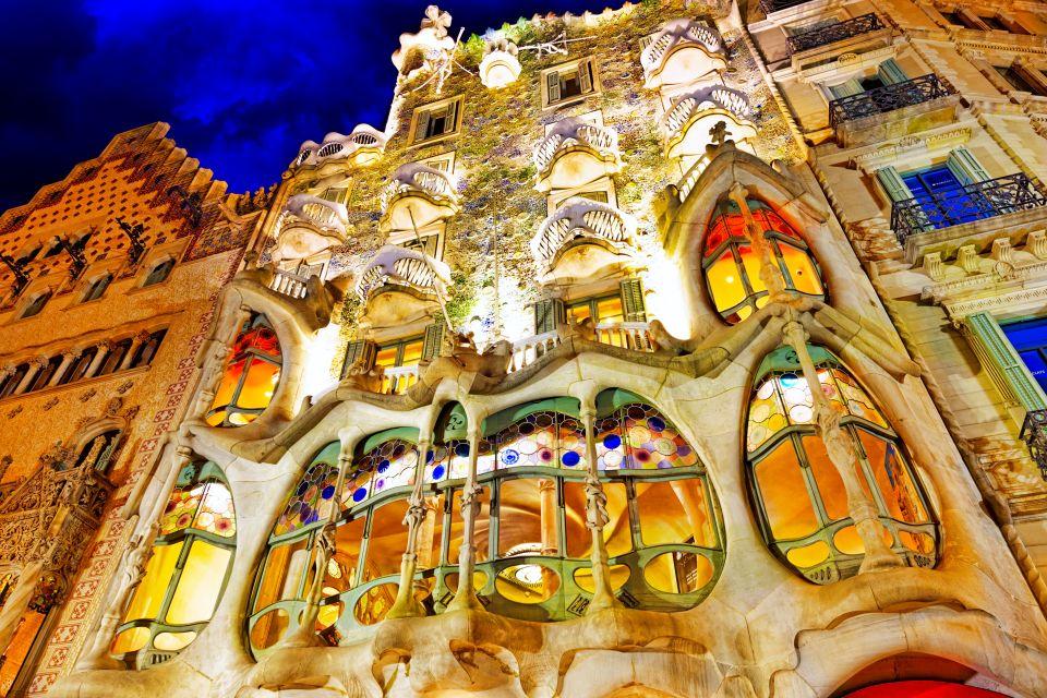 1. Casa Batlló, Barcelona