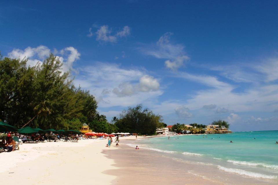 2- Barbados.