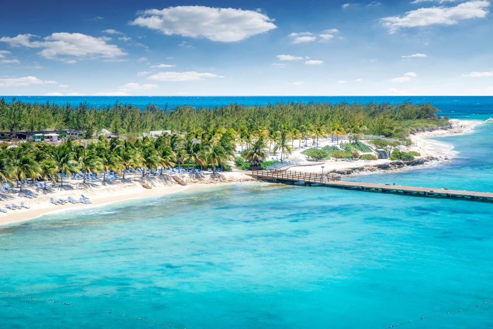 5- Islas Turcas y Caicos.