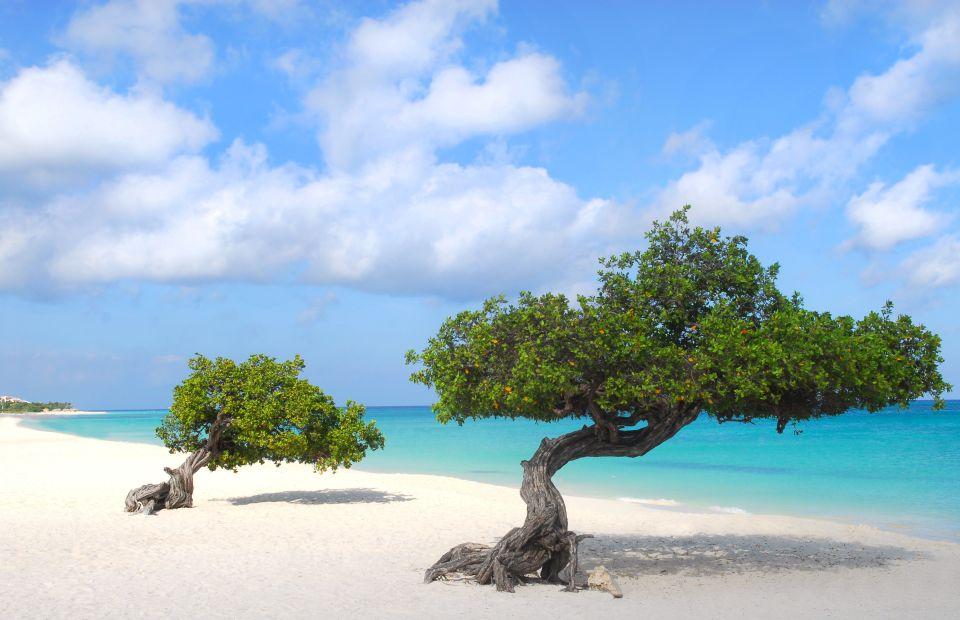 4. Eagle Beach, Aruba