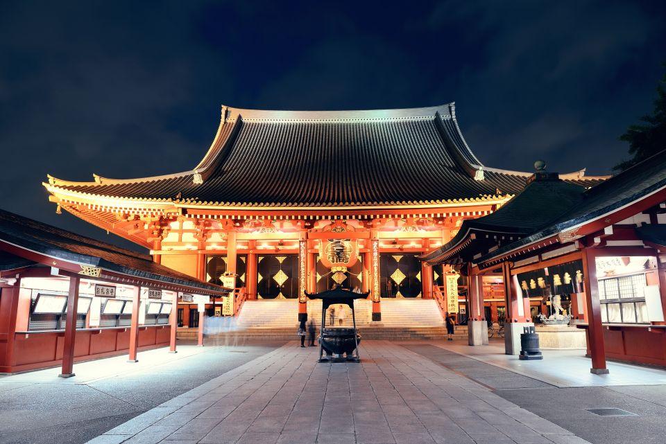 Senso-ji, il tempio più antico