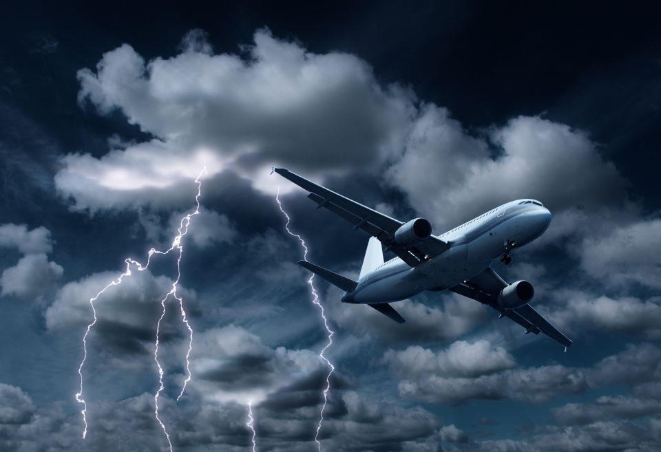 The terrifying turbulence
