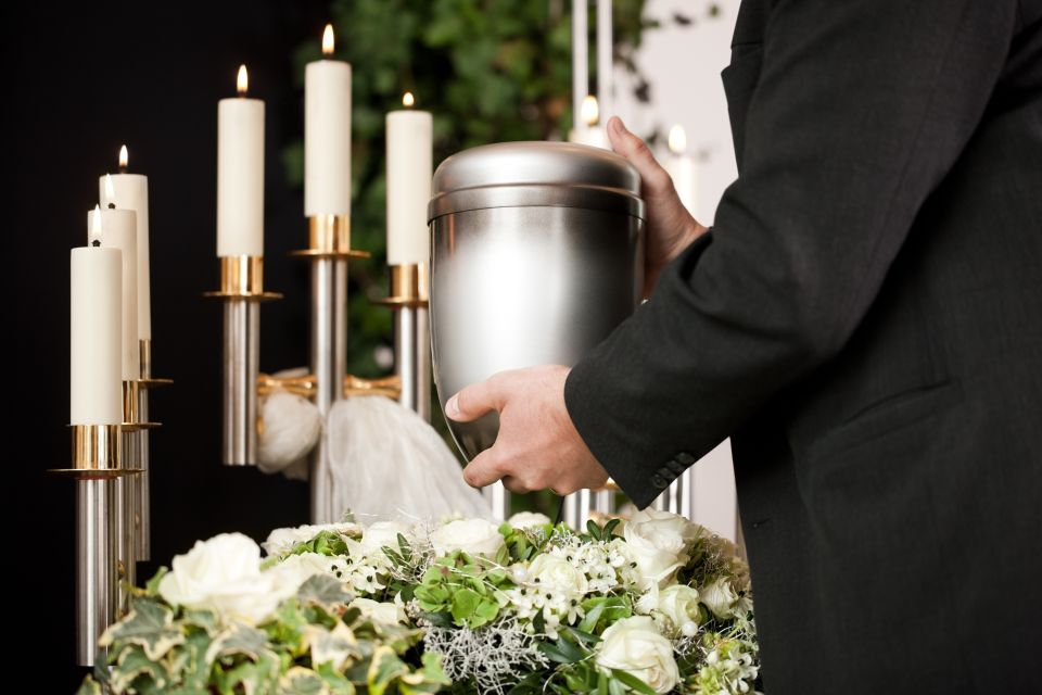 Cremated remains