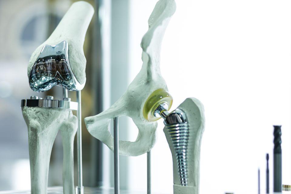 Artificial skeleton bones