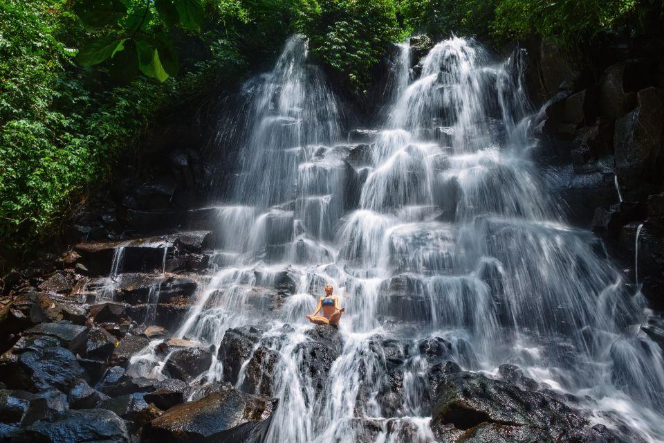 5- Cascada Kanto Lampo, Bali.