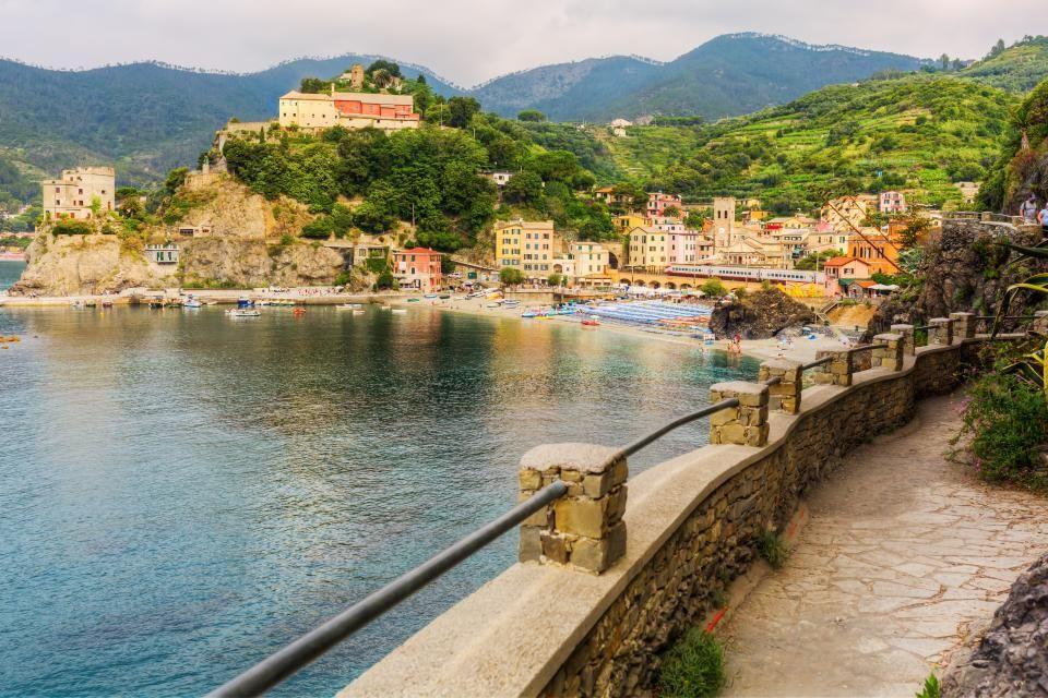 Monterosso al Mare, Italien