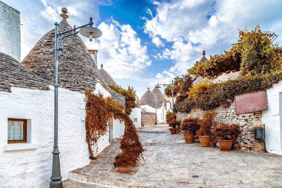 Alberobello, Italien